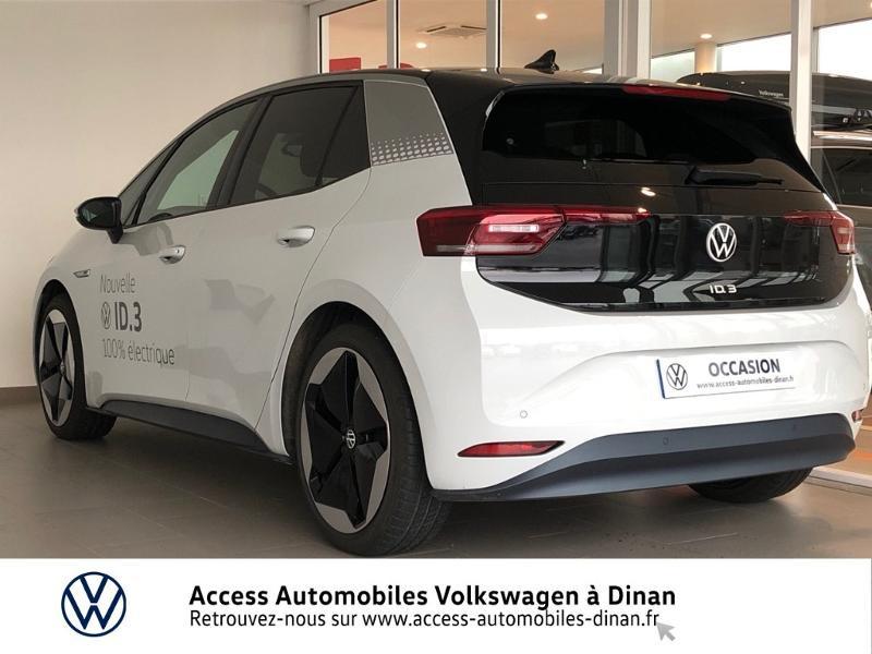 Photo 4 de l'offre de VOLKSWAGEN ID.3 204ch 1st Max à 44990€ chez Access Automobiles - Volkswagen Dinan