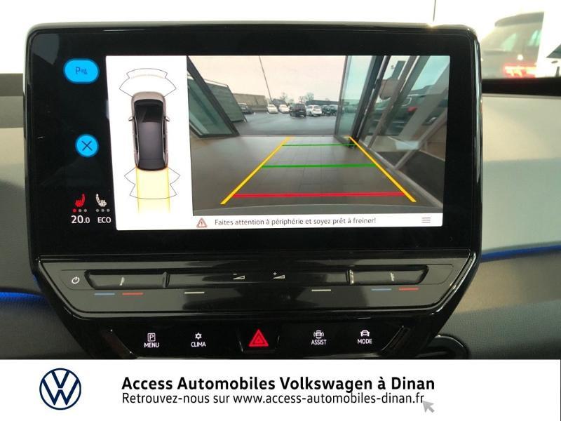 Photo 10 de l'offre de VOLKSWAGEN ID.3 204ch 1st Max à 44990€ chez Access Automobiles - Volkswagen Dinan