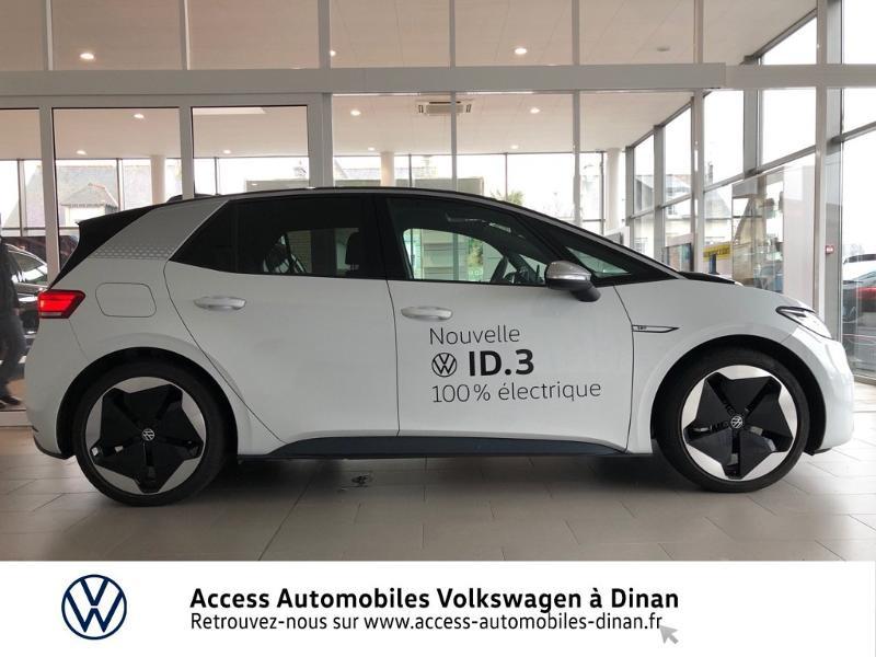 Photo 6 de l'offre de VOLKSWAGEN ID.3 204ch 1st Max à 44990€ chez Access Automobiles - Volkswagen Dinan