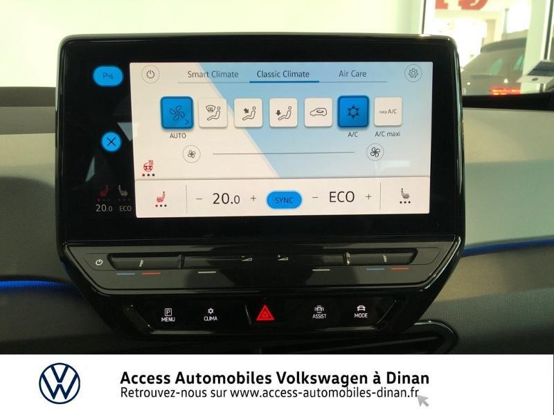 Photo 11 de l'offre de VOLKSWAGEN ID.3 204ch 1st Max à 44990€ chez Access Automobiles - Volkswagen Dinan
