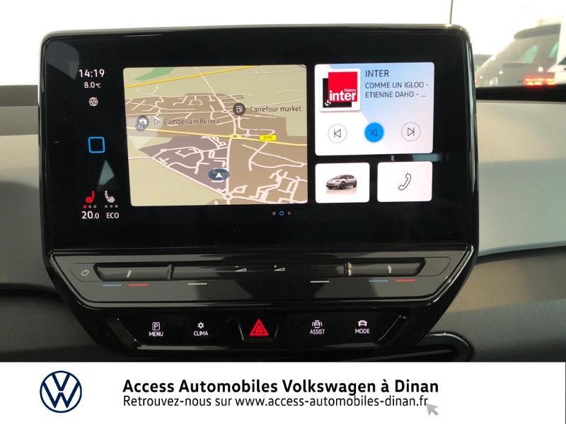 Photo 9 de l'offre de VOLKSWAGEN ID.3 204ch 1st Max à 44990€ chez Access Automobiles - Volkswagen Dinan