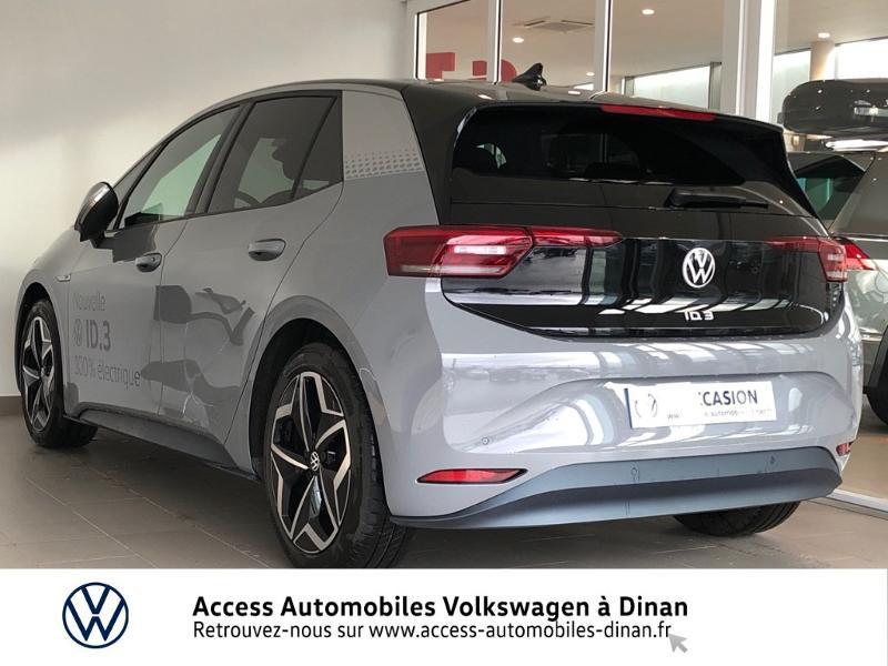 Photo 3 de l'offre de VOLKSWAGEN ID.3 204ch 1st Plus à 41490€ chez Access Automobiles - Volkswagen Dinan