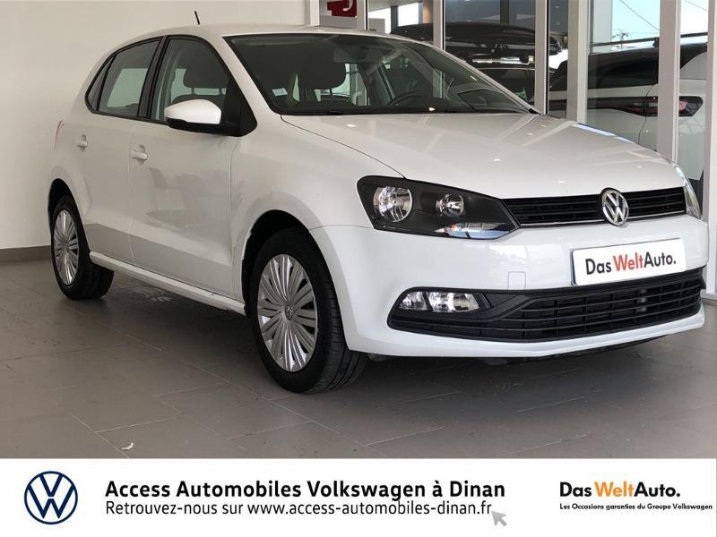 Volkswagen Polo 1.0 75ch Edition 5p Essence Blanc Occasion à vendre