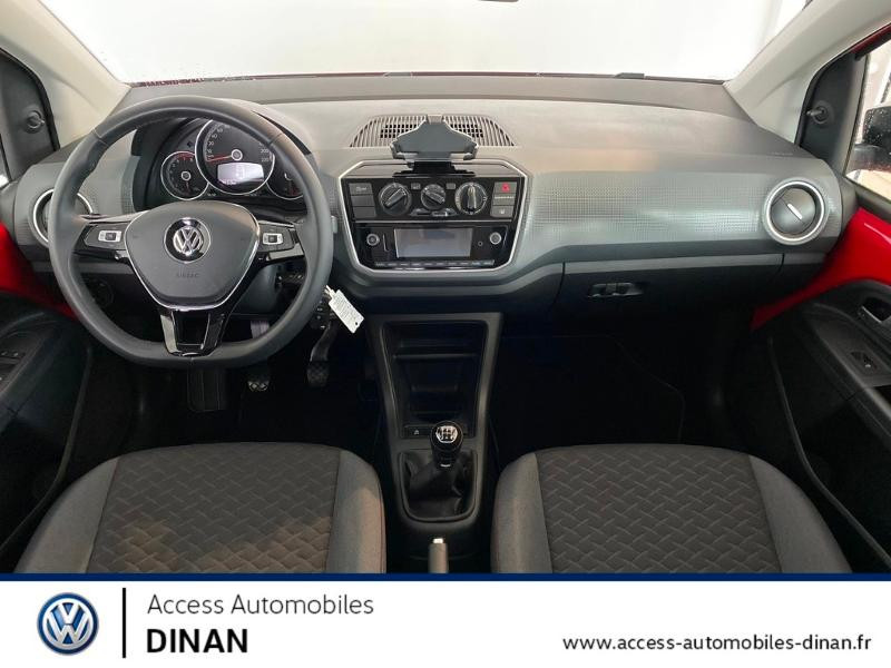 Photo 6 de l'offre de VOLKSWAGEN up! 1.0 60ch BlueMotion Technology up! Connect 5p Euro6d-T à 8990€ chez Access Automobiles - Volkswagen Dinan