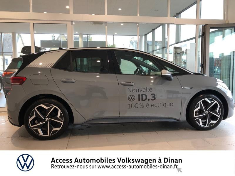 Photo 5 de l'offre de VOLKSWAGEN ID.3 204ch 1st Plus à 41490€ chez Access Automobiles - Volkswagen Dinan