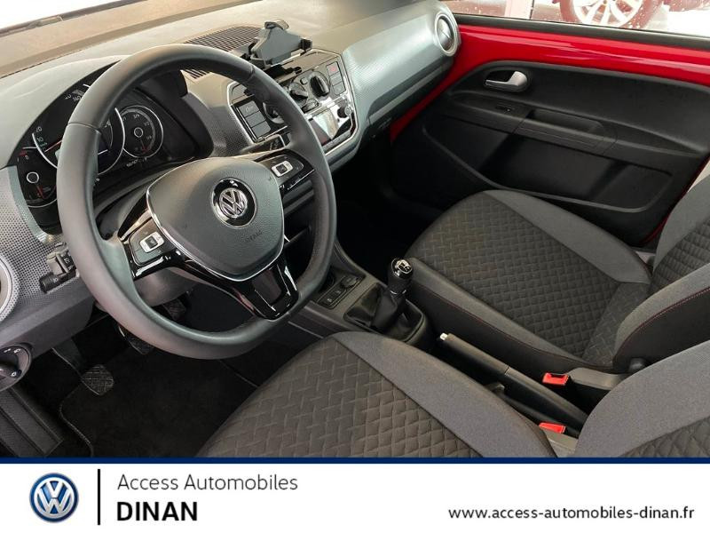 Photo 5 de l'offre de VOLKSWAGEN up! 1.0 60ch BlueMotion Technology up! Connect 5p Euro6d-T à 8990€ chez Access Automobiles - Volkswagen Dinan