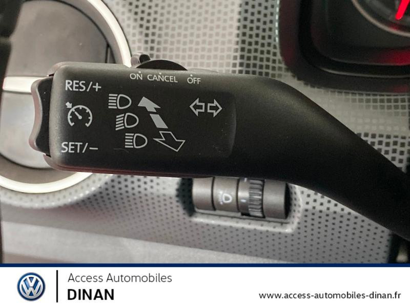 Photo 10 de l'offre de VOLKSWAGEN up! 1.0 60ch BlueMotion Technology up! Connect 5p Euro6d-T à 8990€ chez Access Automobiles - Volkswagen Dinan