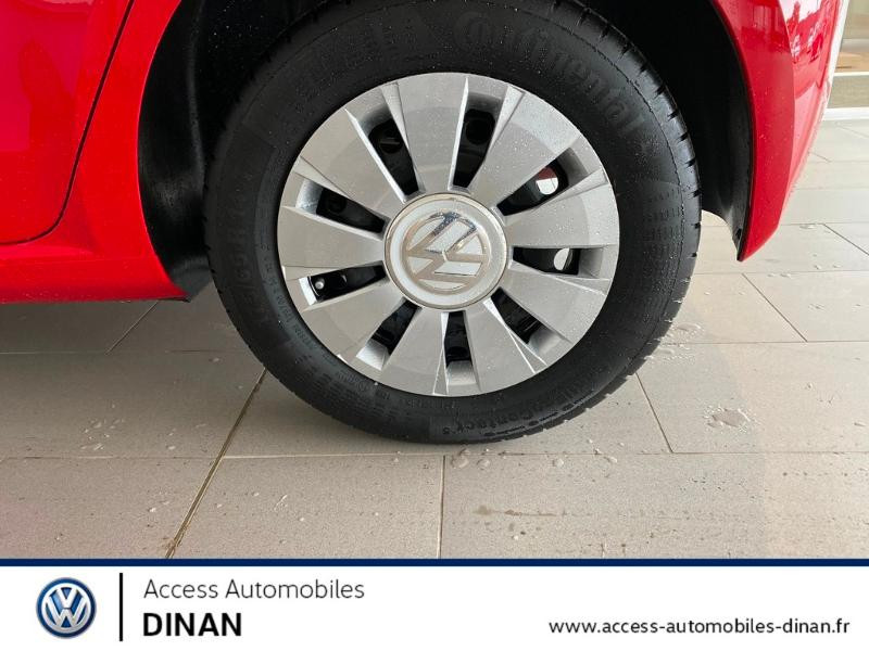 Photo 13 de l'offre de VOLKSWAGEN up! 1.0 60ch BlueMotion Technology up! Connect 5p Euro6d-T à 8990€ chez Access Automobiles - Volkswagen Dinan