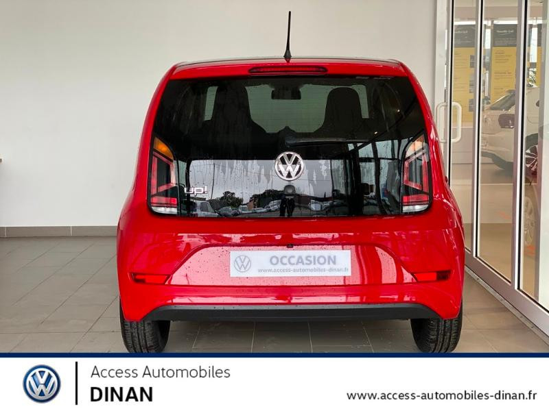Photo 4 de l'offre de VOLKSWAGEN up! 1.0 60ch BlueMotion Technology up! Connect 5p Euro6d-T à 8990€ chez Access Automobiles - Volkswagen Dinan