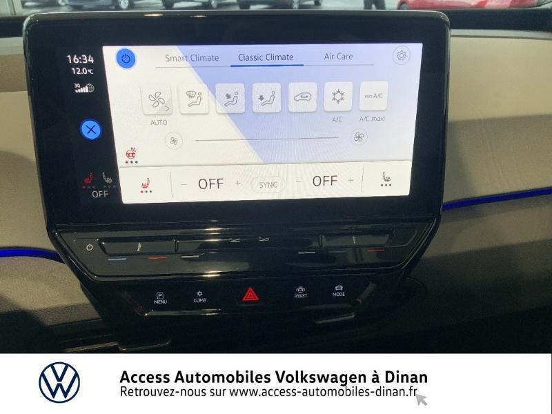 Photo 9 de l'offre de VOLKSWAGEN ID.3 204ch 1st Plus à 41490€ chez Access Automobiles - Volkswagen Dinan