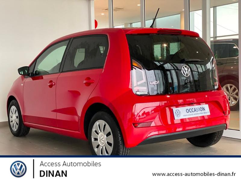 Photo 3 de l'offre de VOLKSWAGEN up! 1.0 60ch BlueMotion Technology up! Connect 5p Euro6d-T à 8990€ chez Access Automobiles - Volkswagen Dinan