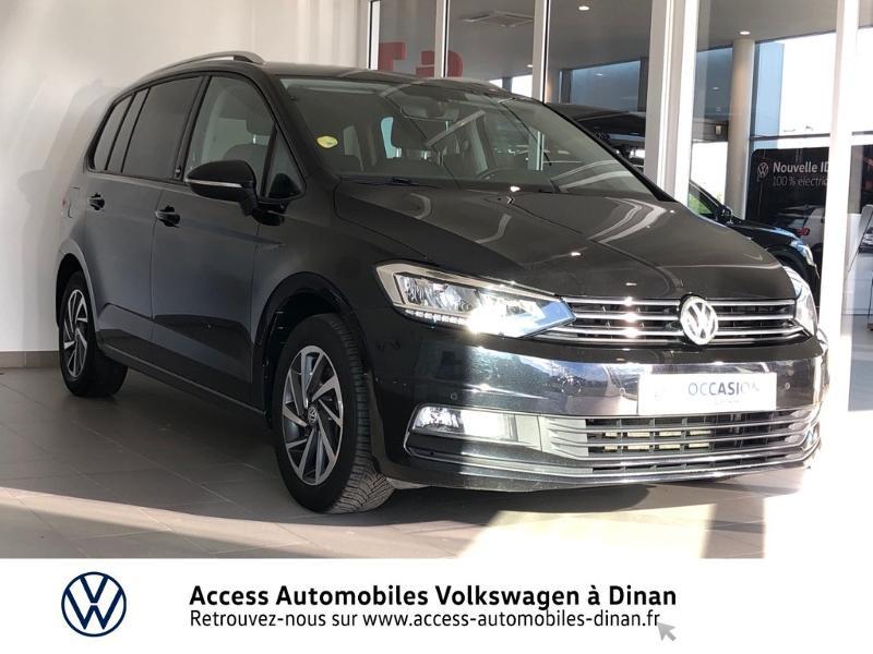 Volkswagen Touran 2.0 TDI 150ch BlueMotion Technology FAP Sound DSG6 5 places Diesel NOIR Occasion à vendre