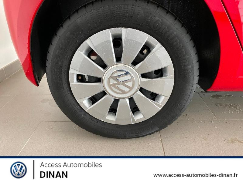 Photo 15 de l'offre de VOLKSWAGEN up! 1.0 60ch BlueMotion Technology up! Connect 5p Euro6d-T à 8990€ chez Access Automobiles - Volkswagen Dinan