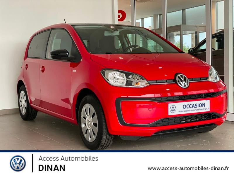 Photo 1 de l'offre de VOLKSWAGEN up! 1.0 60ch BlueMotion Technology up! Connect 5p Euro6d-T à 8990€ chez Access Automobiles - Volkswagen Dinan