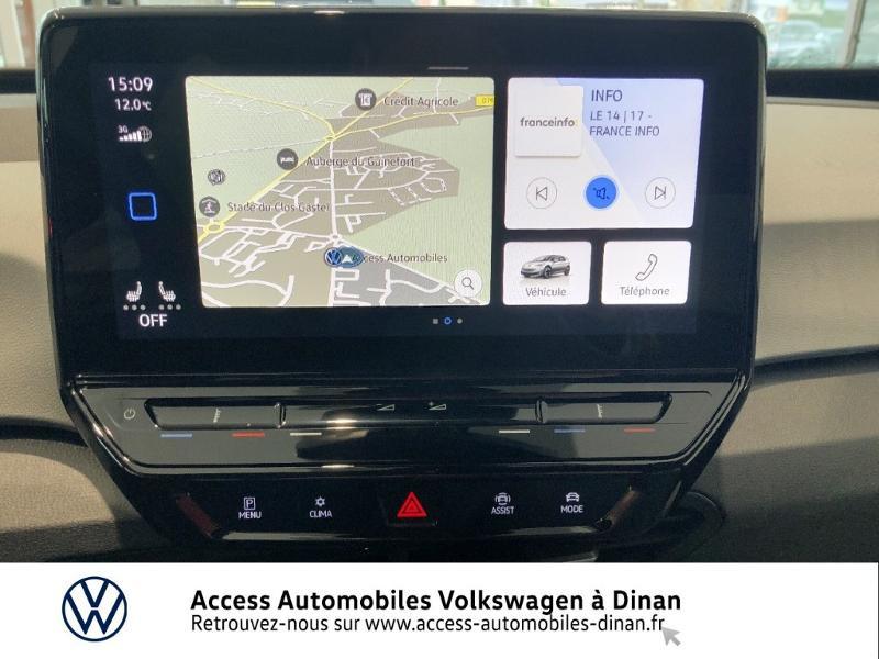 Photo 8 de l'offre de VOLKSWAGEN ID.3 204ch 1st Plus à 41490€ chez Access Automobiles - Volkswagen Dinan