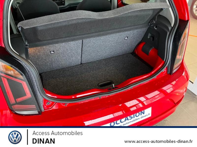 Photo 11 de l'offre de VOLKSWAGEN up! 1.0 60ch BlueMotion Technology up! Connect 5p Euro6d-T à 8990€ chez Access Automobiles - Volkswagen Dinan