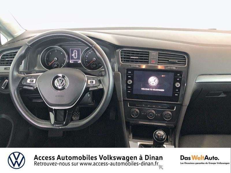 Photo 6 de l'offre de VOLKSWAGEN Golf SW 1.6 TDI 115ch FAP BlueMotion Technology Confortline Business à 14990€ chez Access Automobiles - Volkswagen Dinan