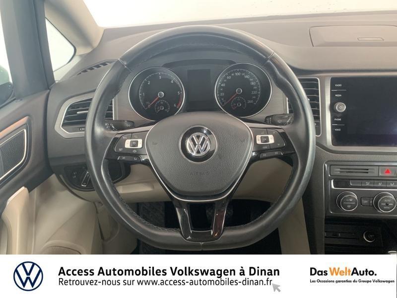 Photo 7 de l'offre de VOLKSWAGEN Golf Sportsvan 1.6 TDI 115ch BlueMotion Technology FAP Confortline Business DSG7 Euro6d-T à 17490€ chez Access Automobiles - Volkswagen Dinan