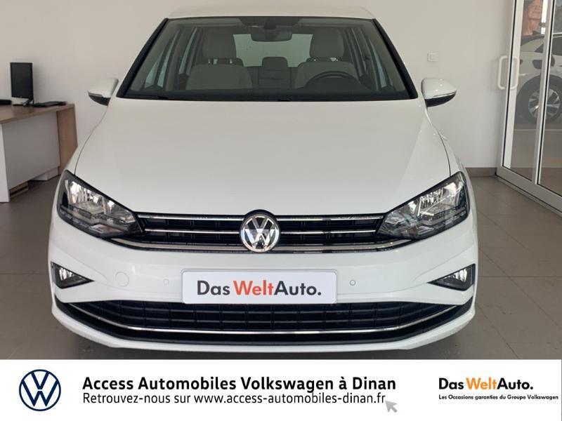 Photo 2 de l'offre de VOLKSWAGEN Golf Sportsvan 1.6 TDI 115ch BlueMotion Technology FAP Confortline Business DSG7 Euro6d-T à 17490€ chez Access Automobiles - Volkswagen Dinan