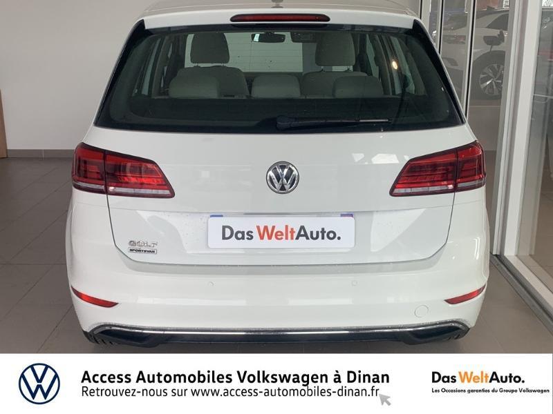 Photo 5 de l'offre de VOLKSWAGEN Golf Sportsvan 1.6 TDI 115ch BlueMotion Technology FAP Confortline Business DSG7 Euro6d-T à 17490€ chez Access Automobiles - Volkswagen Dinan