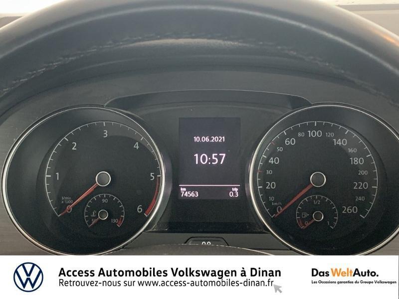 Photo 10 de l'offre de VOLKSWAGEN Golf Sportsvan 1.6 TDI 115ch BlueMotion Technology FAP Confortline Business DSG7 Euro6d-T à 17490€ chez Access Automobiles - Volkswagen Dinan