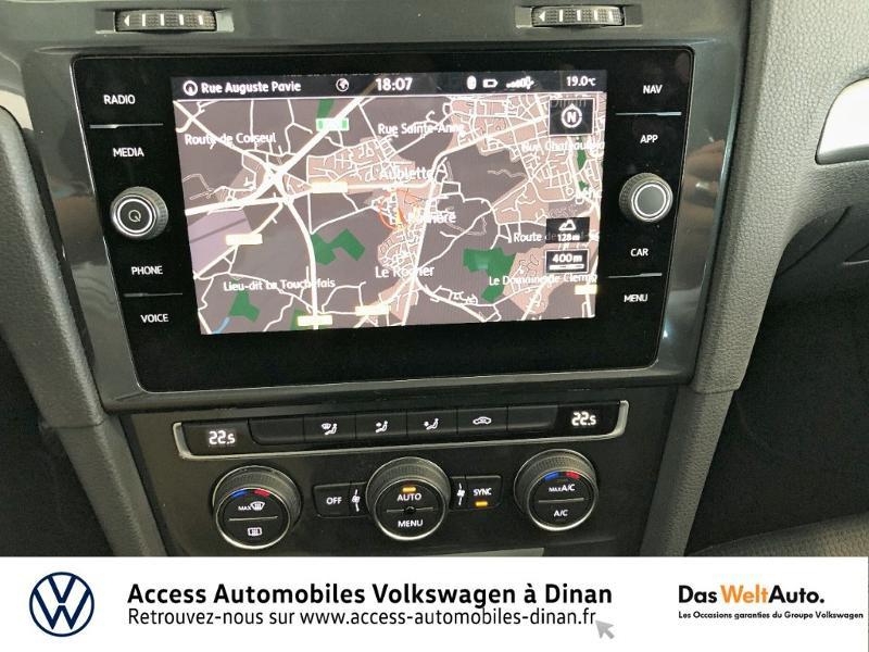 Photo 8 de l'offre de VOLKSWAGEN Golf SW 1.6 TDI 115ch FAP BlueMotion Technology Confortline Business à 14990€ chez Access Automobiles - Volkswagen Dinan