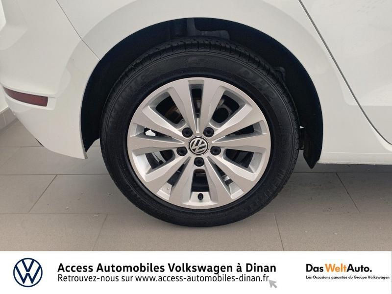 Photo 17 de l'offre de VOLKSWAGEN Golf Sportsvan 1.6 TDI 115ch BlueMotion Technology FAP Confortline Business DSG7 Euro6d-T à 17490€ chez Access Automobiles - Volkswagen Dinan