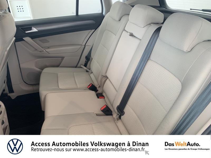 Photo 12 de l'offre de VOLKSWAGEN Golf Sportsvan 1.6 TDI 115ch BlueMotion Technology FAP Confortline Business DSG7 Euro6d-T à 17490€ chez Access Automobiles - Volkswagen Dinan