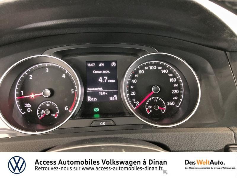 Photo 9 de l'offre de VOLKSWAGEN Golf SW 1.6 TDI 115ch FAP BlueMotion Technology Confortline Business à 14990€ chez Access Automobiles - Volkswagen Dinan