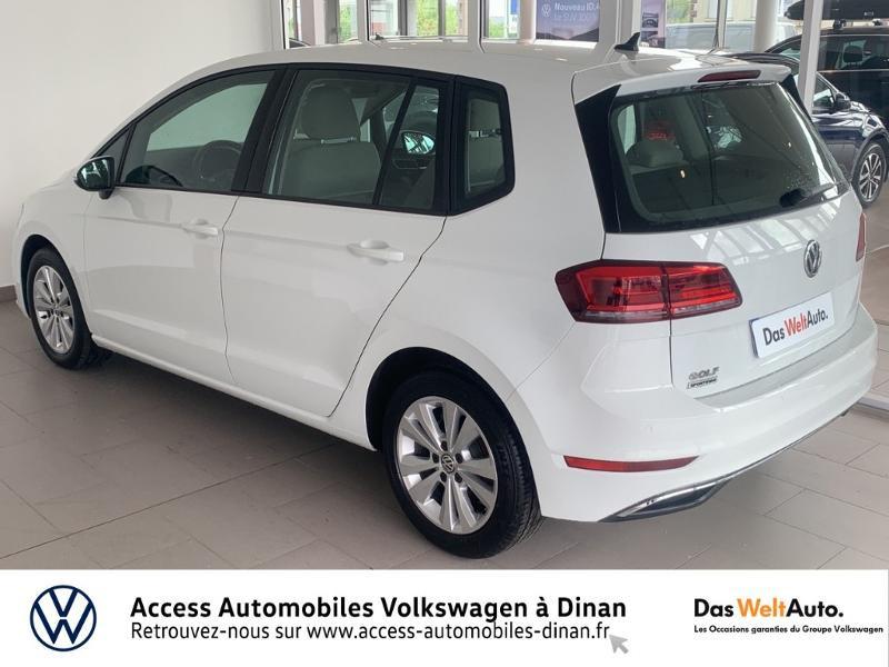 Photo 4 de l'offre de VOLKSWAGEN Golf Sportsvan 1.6 TDI 115ch BlueMotion Technology FAP Confortline Business DSG7 Euro6d-T à 17490€ chez Access Automobiles - Volkswagen Dinan