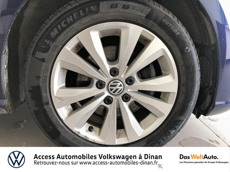 Photo 13 de l'offre de VOLKSWAGEN Golf SW 1.6 TDI 115ch FAP BlueMotion Technology Confortline Business à 14990€ chez Access Automobiles - Volkswagen Dinan