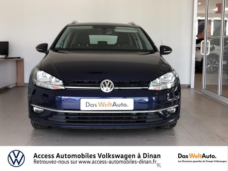 Photo 2 de l'offre de VOLKSWAGEN Golf SW 1.6 TDI 115ch FAP BlueMotion Technology Confortline Business à 14990€ chez Access Automobiles - Volkswagen Dinan