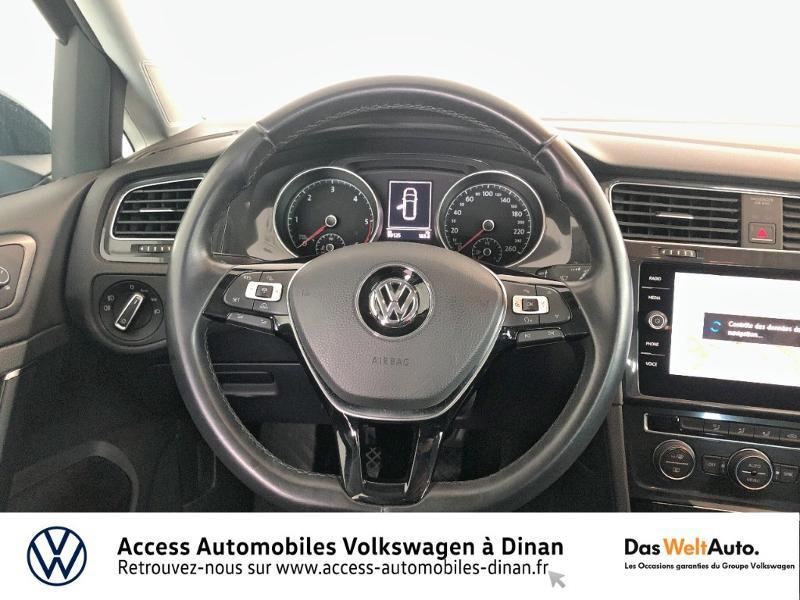 Photo 7 de l'offre de VOLKSWAGEN Golf SW 1.6 TDI 115ch FAP BlueMotion Technology Confortline Business à 14990€ chez Access Automobiles - Volkswagen Dinan