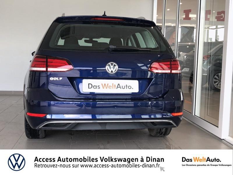 Photo 5 de l'offre de VOLKSWAGEN Golf SW 1.6 TDI 115ch FAP BlueMotion Technology Confortline Business à 14990€ chez Access Automobiles - Volkswagen Dinan