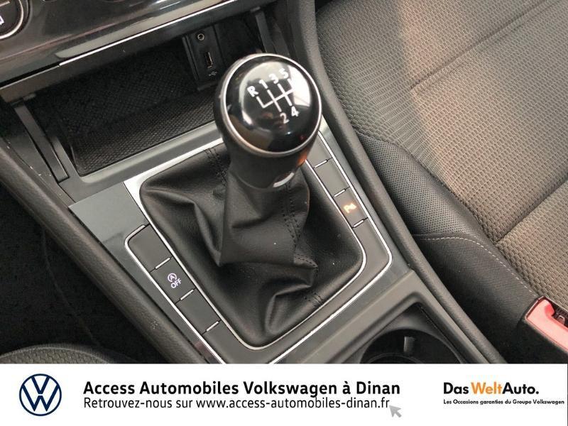 Photo 10 de l'offre de VOLKSWAGEN Golf SW 1.6 TDI 115ch FAP BlueMotion Technology Confortline Business à 14990€ chez Access Automobiles - Volkswagen Dinan