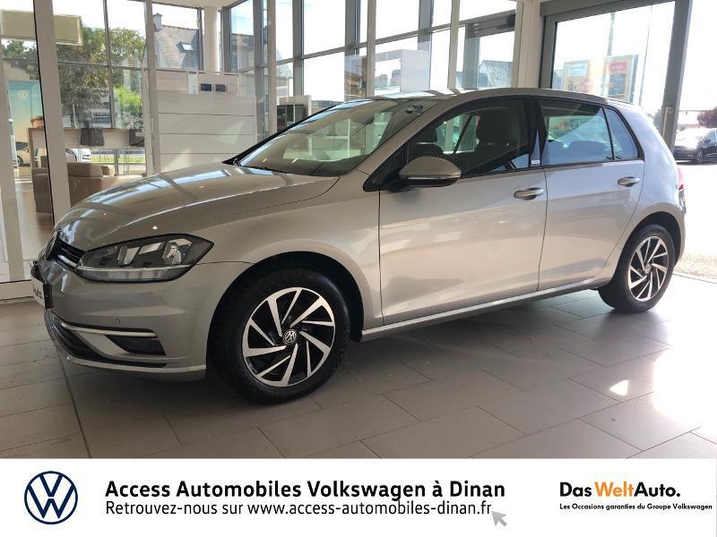 Volkswagen Golf 1.6 TDI 115ch FAP Connect 5p Diesel GRIS TUNGSTENE Occasion à vendre