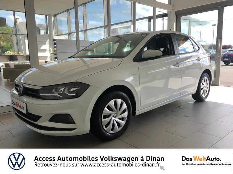 Volkswagen Polo 1.0 MPI 65ch Trendline Essence BLANC PUR Occasion à vendre