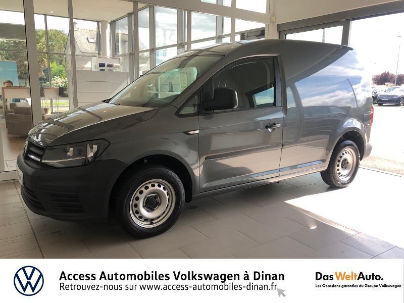 Volkswagen Caddy Van 2.0 TDI 102ch Business Line Diesel GRIS Occasion à vendre