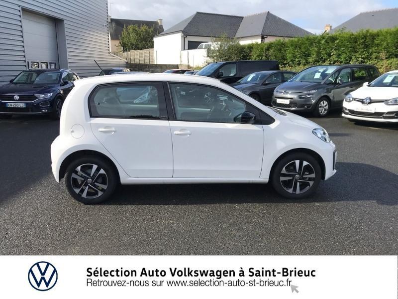 Photo 4 de l'offre de VOLKSWAGEN up! 1.0 60ch BlueMotion Technology IQ.Drive 5p Euro6d-T à 9990€ chez Sélection Auto - Volkswagen Saint Brieuc
