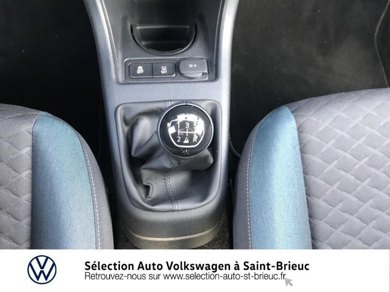 Photo 10 de l'offre de VOLKSWAGEN up! 1.0 60ch BlueMotion Technology IQ.Drive 5p Euro6d-T à 9990€ chez Sélection Auto - Volkswagen Saint Brieuc