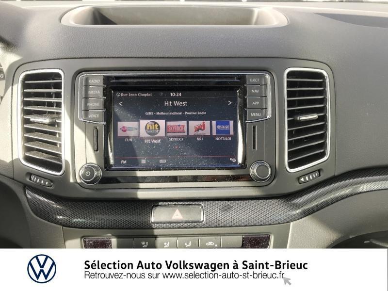 Photo 6 de l'offre de VOLKSWAGEN Sharan 2.0 TDI 150ch BlueMotion Technology United DSG6 Euro6d-T à 37990€ chez Sélection Auto - Volkswagen Saint Brieuc