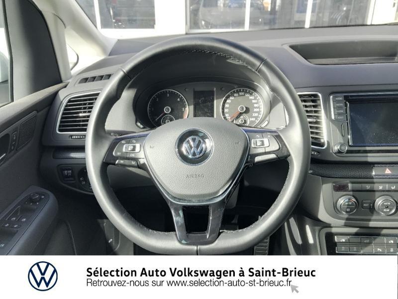 Photo 5 de l'offre de VOLKSWAGEN Sharan 2.0 TDI 150ch BlueMotion Technology United DSG6 Euro6d-T à 37990€ chez Sélection Auto - Volkswagen Saint Brieuc