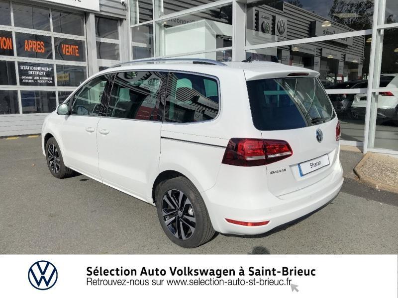 Photo 2 de l'offre de VOLKSWAGEN Sharan 2.0 TDI 150ch BlueMotion Technology United DSG6 Euro6d-T à 37990€ chez Sélection Auto - Volkswagen Saint Brieuc
