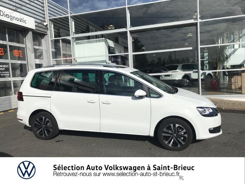 Photo 16 de l'offre de VOLKSWAGEN Sharan 2.0 TDI 150ch BlueMotion Technology United DSG6 Euro6d-T à 37990€ chez Sélection Auto - Volkswagen Saint Brieuc