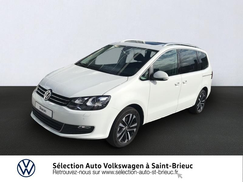 Photo 1 de l'offre de VOLKSWAGEN Sharan 2.0 TDI 150ch BlueMotion Technology United DSG6 Euro6d-T à 37990€ chez Sélection Auto - Volkswagen Saint Brieuc