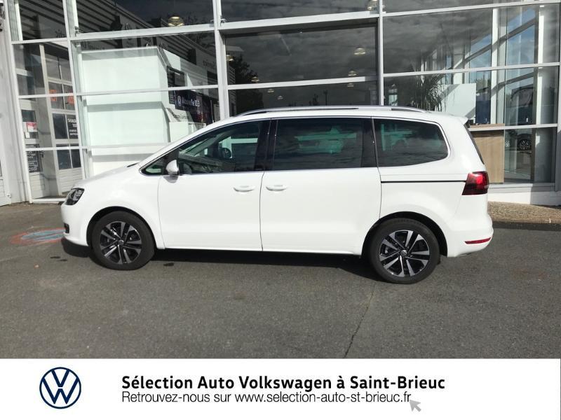 Photo 14 de l'offre de VOLKSWAGEN Sharan 2.0 TDI 150ch BlueMotion Technology United DSG6 Euro6d-T à 37990€ chez Sélection Auto - Volkswagen Saint Brieuc