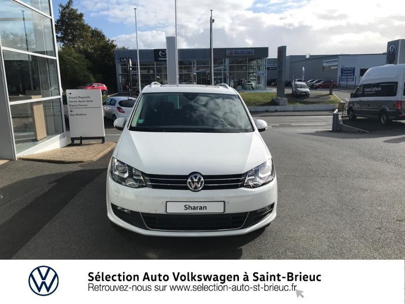 Photo 3 de l'offre de VOLKSWAGEN Sharan 2.0 TDI 150ch BlueMotion Technology United DSG6 Euro6d-T à 37990€ chez Sélection Auto - Volkswagen Saint Brieuc
