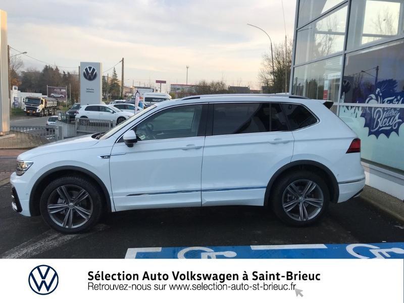 Photo 16 de l'offre de VOLKSWAGEN Tiguan Allspace 2.0 TDI 150ch Carat DSG7 Euro6d-T à 41990€ chez Sélection Auto - Volkswagen Saint Brieuc