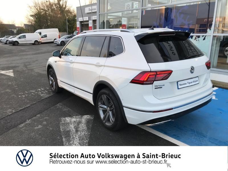 Photo 2 de l'offre de VOLKSWAGEN Tiguan Allspace 2.0 TDI 150ch Carat DSG7 Euro6d-T à 41990€ chez Sélection Auto - Volkswagen Saint Brieuc
