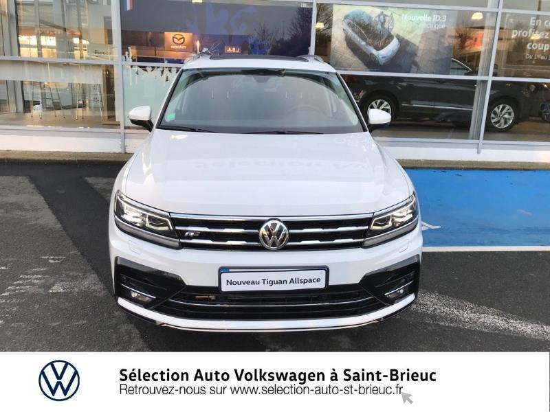 Photo 3 de l'offre de VOLKSWAGEN Tiguan Allspace 2.0 TDI 150ch Carat DSG7 Euro6d-T à 41990€ chez Sélection Auto - Volkswagen Saint Brieuc